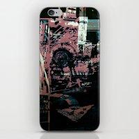 Concrete Jungle 2 iPhone & iPod Skin