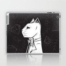 Family Portrait Cat Laptop & iPad Skin