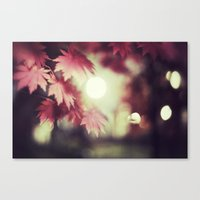 Autumn's Dream Canvas Print