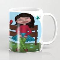 Spring Song Mug