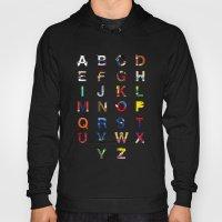 VGC Alphabet Hoody