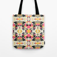 Lemonade Stand Tribal  Tote Bag