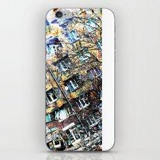 015Pra1 iPhone & iPod Skin