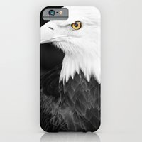 Bald Eagle with Yellow Eye iPhone 6 Slim Case