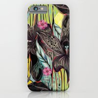 iPhone & iPod Case featuring Flowers 2 by Felicia Atanasiu