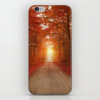 A new beginning VIII iPhone & iPod Skin