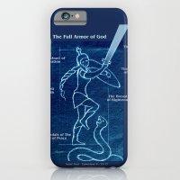 Full Armor of God - Warrior Girl 4 iPhone 6 Slim Case