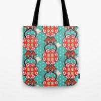 Creative Pattern Tote Bag