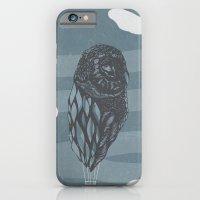 Hot Owl Balloon iPhone 6 Slim Case