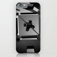 Shadows And Squares iPhone 6 Slim Case