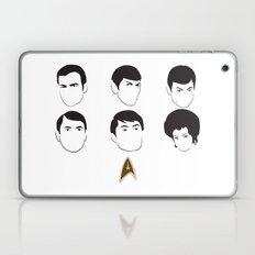 Trekking - The Gang! Laptop & iPad Skin