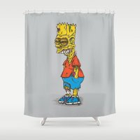Adults suck, then you are one! Shower Curtain