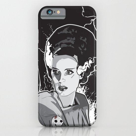 Bride of Frankenstein iPhone & iPod Case