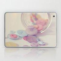 Button Jar Laptop & iPad Skin