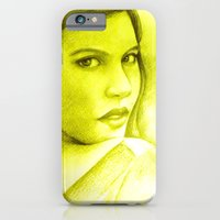 iPhone & iPod Case featuring FACE TO FACE by Ylak