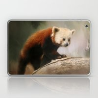 The Panda Red Laptop & iPad Skin