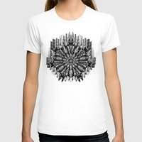 ANOTTAPPA Womens Fitted Tee White SMALL