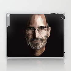 Steve Jobs Laptop & iPad Skin