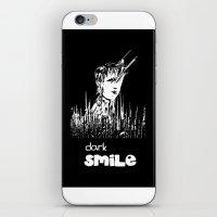 Dark Smile iPhone & iPod Skin