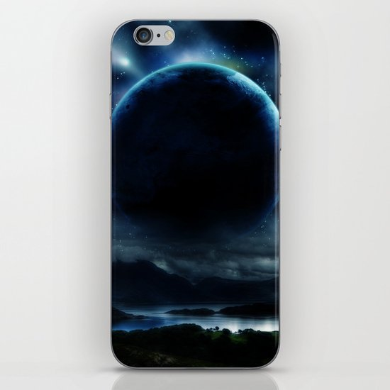 Anabasis iPhone & iPod Skin