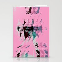 FPJ pretty in pink Stationery Cards