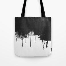 Spilled Ink Tote Bag