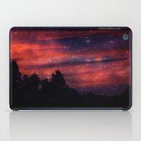 Red Mist iPad Case