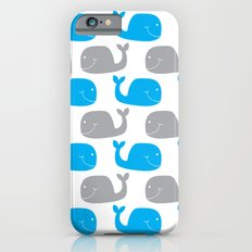 Having A Whale Of A Time Slim Case iPhone 6s