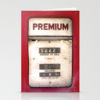 Old Premiums Stationery Cards