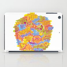 LOL & Order iPad Case