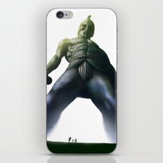 Talos iPhone & iPod Skin