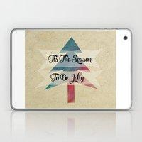 Tis The Season To Be Jolly Laptop & iPad Skin