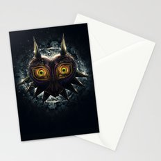 Epic Pure Evil of Majora's Mask Stationery Cards