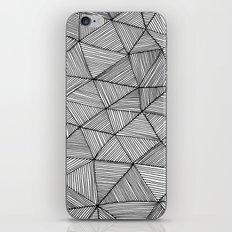 Angular Stripes iPhone & iPod Skin