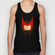 Scarlet Witch Unisex Tank Top