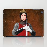 Queen iPad Case