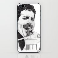 We Are The Champions iPhone & iPod Skin