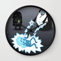 Adventure Wars (Coloured… Wall Clock