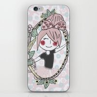 Little Dancer II iPhone & iPod Skin