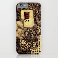 iPhone & iPod Case featuring life 2 by Marie Elke Gebhardt
