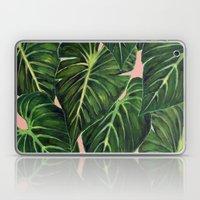 Tropical II Coral Laptop & iPad Skin