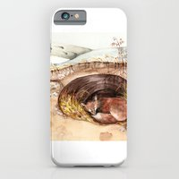 iPhone & iPod Case featuring Fox's Den by Goosi