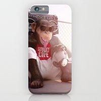 Monkey Beat iPhone 6 Slim Case