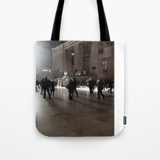 Early Morning, Grand Central Tote Bag