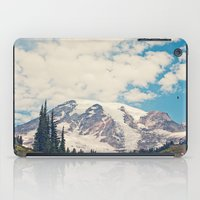 Mount Rainier iPad Case
