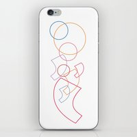 doyouloveme iPhone & iPod Skin