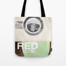 The RED project coming soon Tote Bag