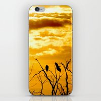 Takeoffs And Landings iPhone & iPod Skin