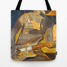DD in a Simpler Time Tote Bag