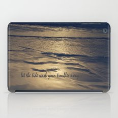 Golden Tide iPad Case